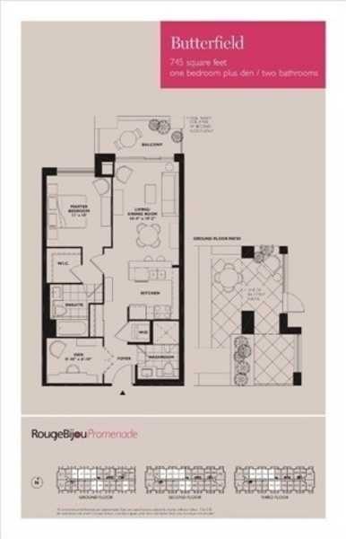 302 - 21 Upper Duke Cres ,  N4284010, Markham,  for sale, , Par Sidhu, RE/MAX Realty Services Inc., Brokerage*